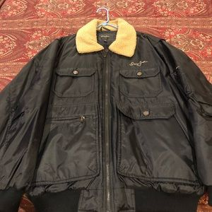 Sean John bomber jacket size large